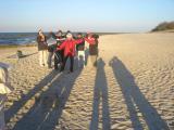 Spielespaß am Ostseestrand